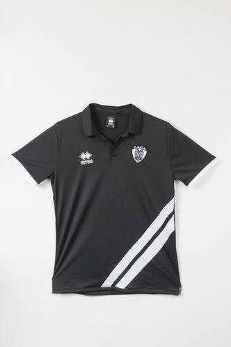 60381e89993a ΕΠΙΣΗΜΟ POLO SHIRT ΠΑΟΚ 100% POLYESTER ΥΦΑΝΤΟ PATCH LOGO PAOK (ER POLO  SHIRT)